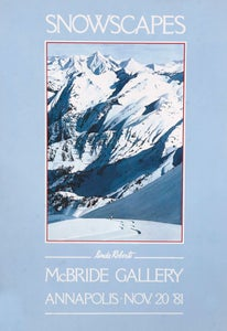 Image of Snowscapes/Monashees Magic Poster