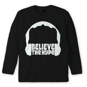 Image of Headphones Crew Neck