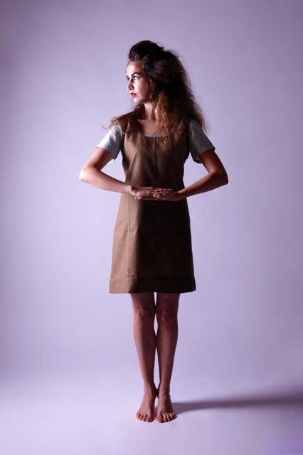 Image of Vest Dress