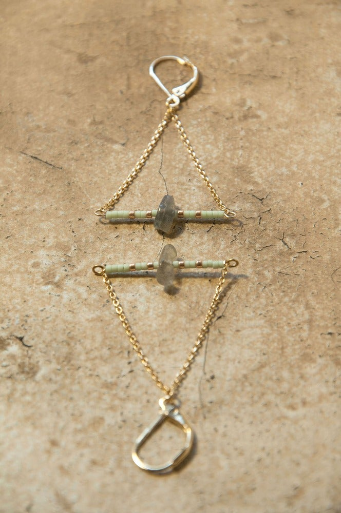 Image of ▲ Boucles d'oreilles Sally ▲