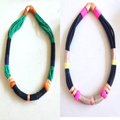 Image of Neon Tribe Necklace