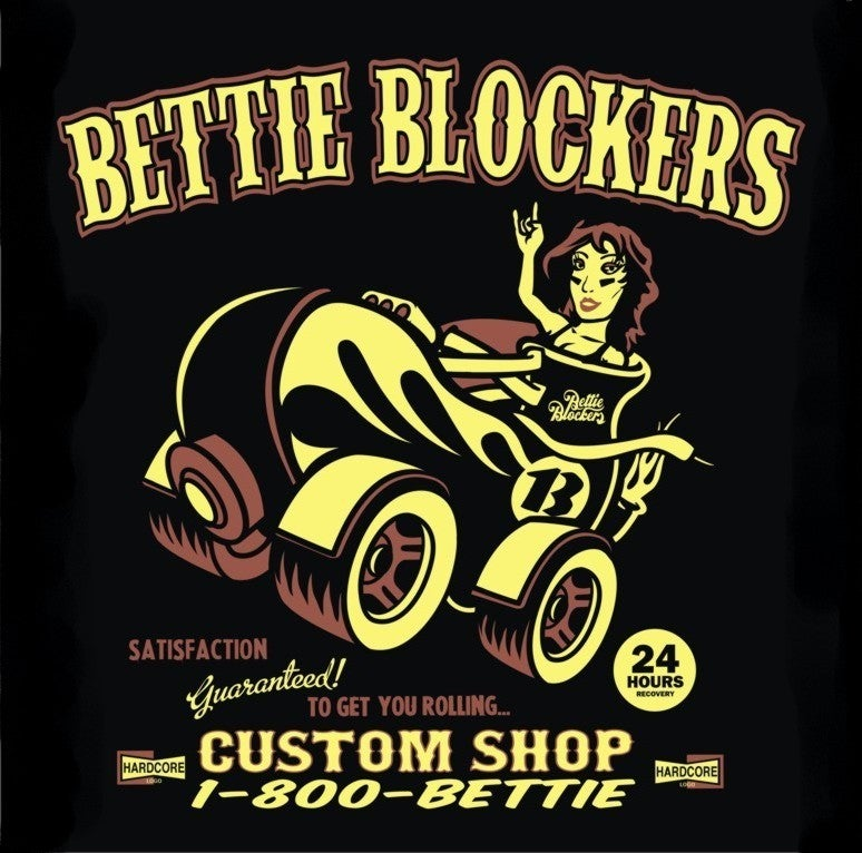 Image of Bettie Blockers Ladies Singlet