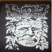 "Image of Ecocide ""Tree Face"" Silk Screened Poster"