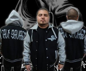 Image of Varsity Jacket - Cali Savage