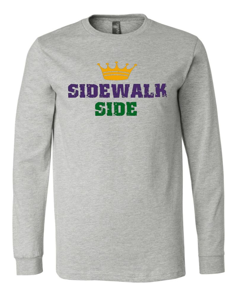 "Image of ""Sidewalk Side"" Long Sleeve Tee"