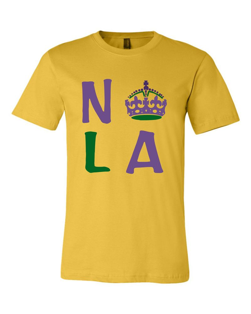 Image of NOLA Gold Tee