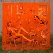 Image of Diamond Youth - Orange 12 Inch LP