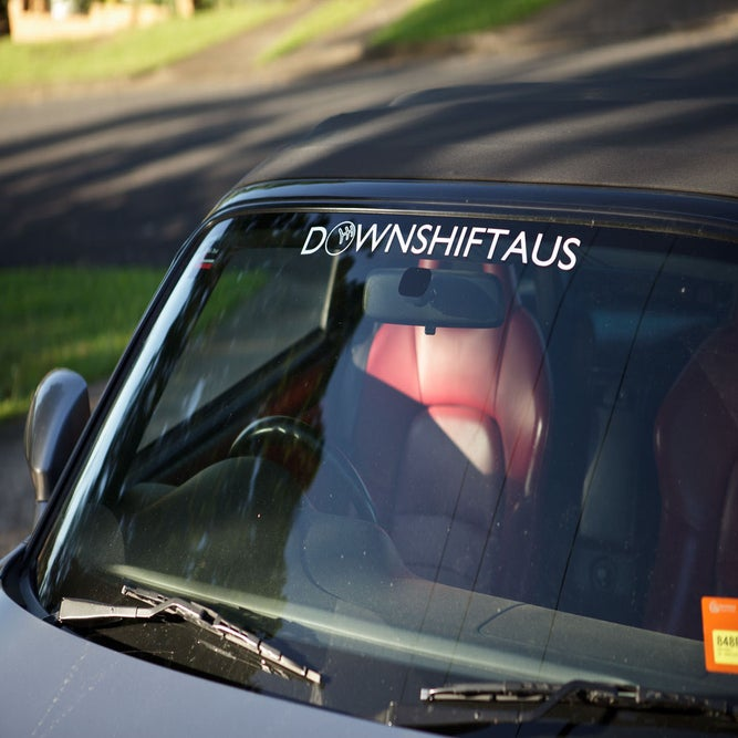 Image of DS large sticker