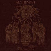 Image of Alchemyst - Nekromanteion CD