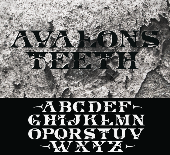 Image of AVALON'S TEETH