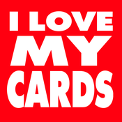 Image of I Love My Cards