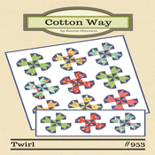 Image of Twirl Paper Pattern #953