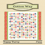 Image of Topsy Turvy PDF Pattern #955