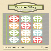 Image of Carousel Ride Paper Pattern #956