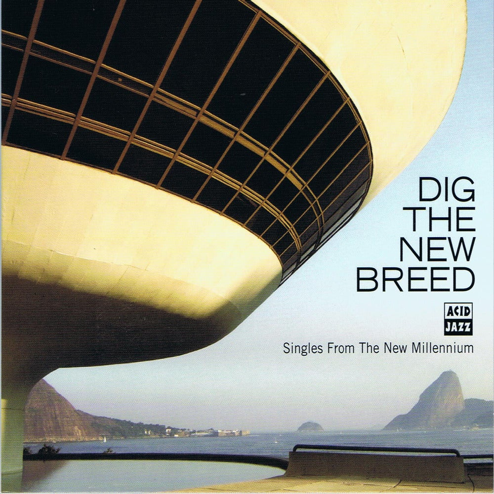 Acid Jazz Records — Dig The New Breed - Various Artists CD
