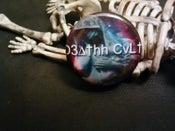 Image of D3∆†hh CvL† 1''  Pin-back button