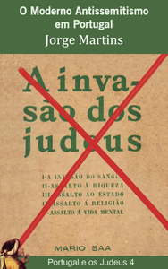 Image of O Moderno Antissemitismo em Portugal (eBook)