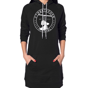 Image of Emblem Hoodie Dress
