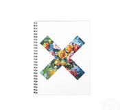Image of Flower X Notebook