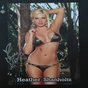 """Image of Heather Shanholtz 8""""x10"""" auto#4"""