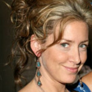 Image of Joely Fisher!!! EARRINGS in Aquamarine!