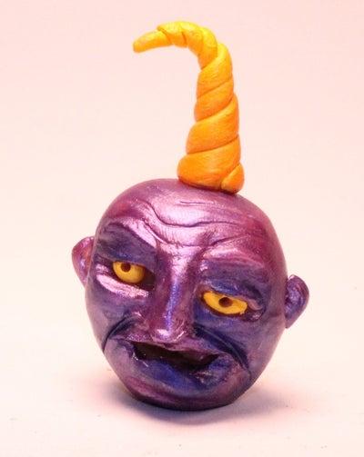Image of Purple Iridescent