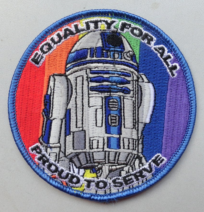 Image of Equality R2 Patch