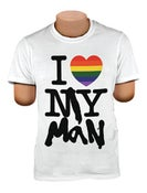 Image of I LOVE MY MAN T-SHIRT (Special Edition)