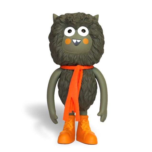 Image of Tippy 6 inch vinyl toy