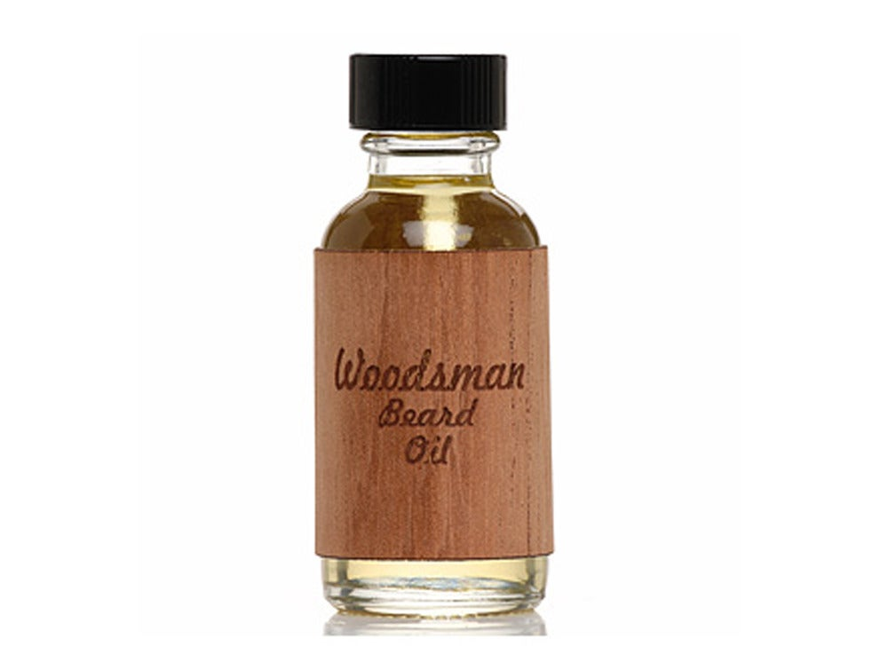 Image of The Woodsman Beard Oil