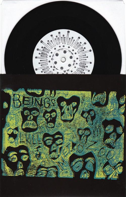 """Image of Beings 7"""" Single"""