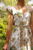 Image of Scarlett Dress - choose your own vintage fabric from the collection