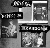 Image of Stres D.A / Depresija / III.Kategorija - split Lp