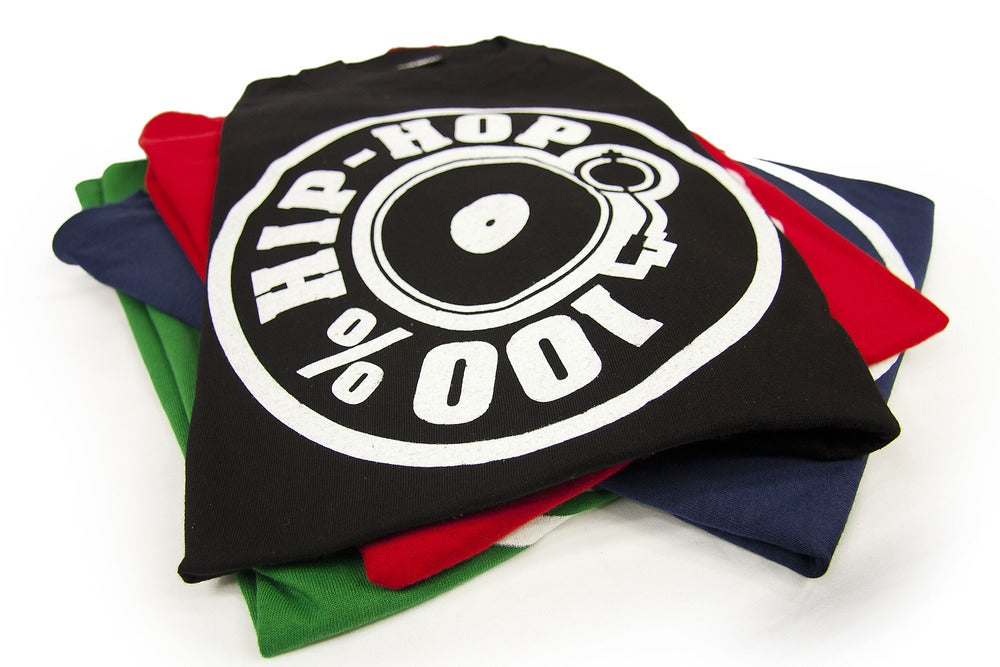 Image of HIP-HOP (BLACK)