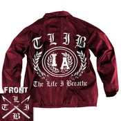"Image of The Life I Breathe ""TLIB"" Windbreaker 2"