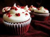 Image of Red Velvet cupcakes
