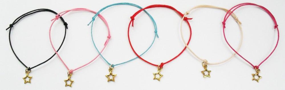 Image of Peace Cord Bracelet