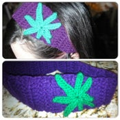 Image of Leaf Headband