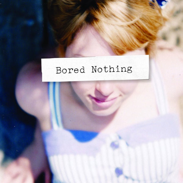 Image of bored nothing 'bored nothing' CD