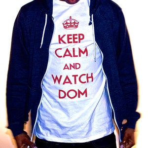 Image of Keep Calm Watch Dom