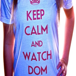 Image of Keep Calm Watch Dom (Female)