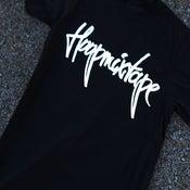 "Image of ""Script"" T-Shirt | Black"