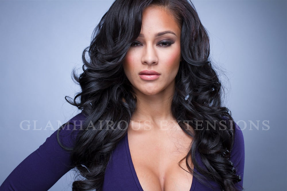 Image of 22-24inch Wavy Hair