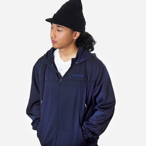 Image of Navy Blue Track Jacket