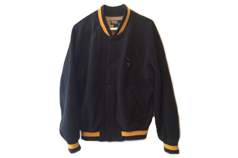 Image of Ralph Lauren Polo Varsity Jacket