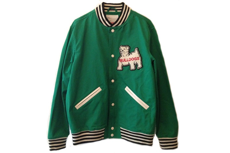 Image of Supreme Bulldogs Varsity Jacket