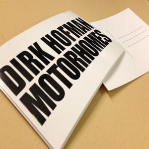 Image of Dirk Hofman Postcards - Pack of 5