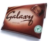 Image of GALAXY CHOCOLATE PURSE