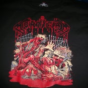Image of MORTICIAN BLOODCRAVING T SHIRT EXCLUSIVE (NOW IN STOCK)