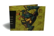 Image of TEENAGE MUTANT NINJA TURTLES CARD HOLDER